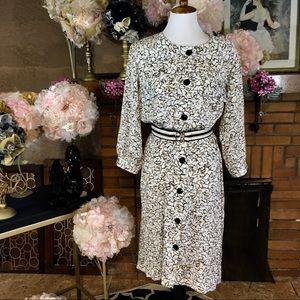 VINTAGE DAMON II DRESS